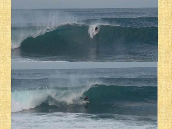 Surfing Azores - Rabo de Peixe - 2003