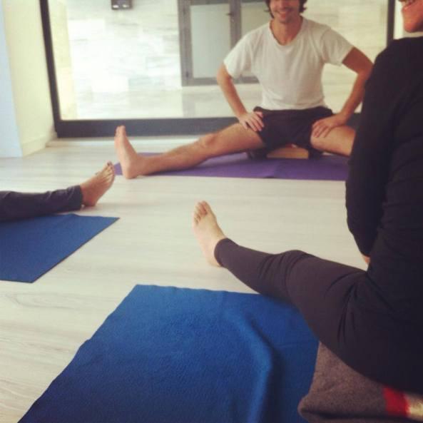 yoga Parque das Nações